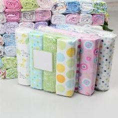 Sweetheart Swirl 3-Pack Baby Gro Muslin Blanket Swaddle Cover by The Gro Company