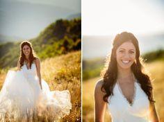 Vail Wedding Deck Photos | Bride Portrait Jason+Gina Wedding Photographers http://www.jason-gina.com