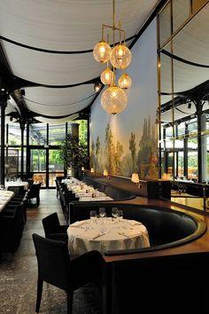 Einrichtungsideen | Blau Grau Wohndesign | Holzdesign | Http://www.brabbu. Restaurant  Interior DesignRestaurant InteriorsSpeakeasy RestaurantDecoration ...