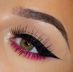 These trending light pink makeup looks are so natural; Check out all the pink makeup looks for black girls and fair girls here. Edgy Makeup, Makeup Eye Looks, Eye Makeup Art, Pink Makeup, Eye Makeup Remover, Makeup Goals, Eyeshadow Makeup, Casual Makeup, Daily Makeup