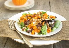 Hungry Couple: Butternut Squash Salad