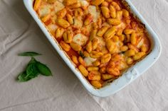 Try your hand at making gnocchi alla sorrentina, a dish from Campania's Sorrento coast