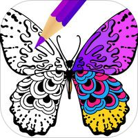 Color Therapy Free Coloring Books for Adults Pages by Miinu Limited