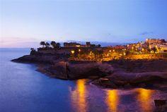 Tenerife - Las Americas de nuit