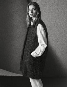 Andreea Diaconu x Isabel Marant's A\W '14