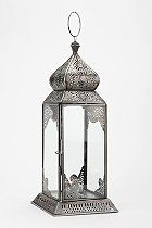 Delicate Etched Lantern  #UrbanOutfitters
