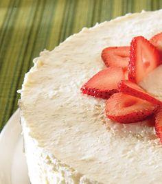 """Prepara un delicioso y sencillo """"Cheesecake sin hornear"""""""