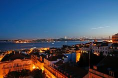 Lisbon - one of the trendiest places to try out Portugal's finest selection of wines