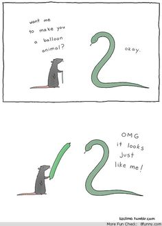 Lobster is the Best Medicine: Funny and Witty Comics about Friendship by Liz Climo Funny Animal Comics, Cute Comics, Funny Comics, Witty Comics, Comedy Comics, Funny Cute, The Funny, Liz Climo Comics, Funny Jokes
