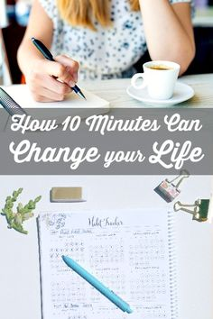Yes, just 10 minutes can change your life! See how!