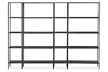Room & Board - Slim Bookcase Wall Units in Colors - Modern Bookcases & Shelving - Modern Office Furniture Modular Bookshelves, Bookcase Wall Unit, Slim Bookcase, Modern Bookcase, Modern Shelving, Wall Units, Bookcases, Outdoor Bar Table, Outdoor Coffee Tables
