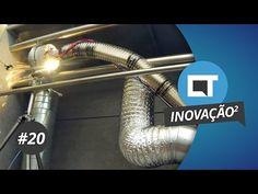 Inovação²: robôs encanadores - YouTube