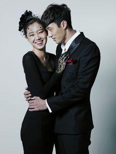 JooJoongWon and TaeGongShil of #MastersSun (주군의 태양) #SoJiSub #GongHyoJin