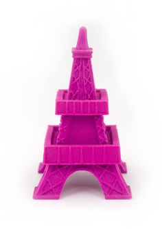 International Arrivals Eiffel Tower Eraser | Anglo Dutch Pools and Toys