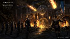 Imperial City Launch Details - Elder Scrolls Online It will include new dungeons, armor, weapons, and all sorts of fun stuff! Might actually have to play this when it comes out.