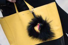 #Celine Cabas Tote Fendi Fur, Best Bags, Celine, Neiman Marcus, Yellow Bags, New York, Nordstrom, Good Things, Tote Bag