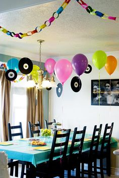 Beatles party! beatles party   Itty Bisous