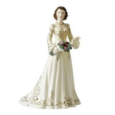ROYAL DOULTON: The Best of the Classics. Pretty Ladies. The Bride HN 5035 in Pottery, Porcelain & Glass, Porcelain/ China