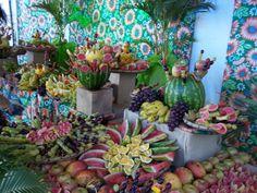 Fruit buffet- Lual