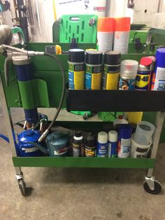 PVC Grease gun holder - Page 2 - The Garage Journal Board ...