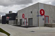 Metropolitan Fire Brigade - Emergency services training centre - 2014 Melbourne Design Awards