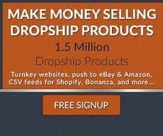 Tools and 1,503,428 products to sell online all from one portal provided by this reputable dropshipper. Lowest prices. Signup for a free account.