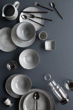 Broste Nordic Sea Stoneware Extra Large Salad Bowl  - Trouva
