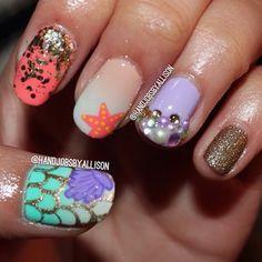 Nails by Allison  @handjobsbyallison | Websta