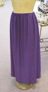 Sew a Maxi Skirt in 20 Minutes