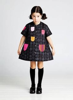 Marimekko kids´ collection Fashion Room, Kids Fashion, Women's Fashion, Marimekko Dress, Most Beautiful Dresses, Winter Dresses, Pretty Outfits, Dress Collection, Kids Outfits