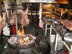 Meat on Fire – Argentine #Parilla – #Mendoza, #Argentina    Both Will and I agree that the best meal in the world is found at an Argentine Parilla. A Parilla is a restaurant specializing in grilled food and Argentina is home to the best steakhouses on the planet (my personal favorite is La Cabrera in #Buenos_Aires).