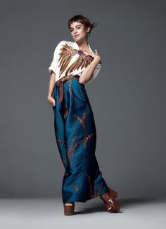 Alicia Vikander for Vogue China by Serge Leblon 0