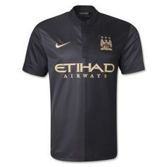 Manchester City Away Soccer Jersey f0ab73ad8
