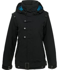 Oakley Women's Beret Snowboard Jacket - I'd rock this on the slopes for sure...