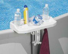 Intex Pool Tray - Pool Side Tray - Detachable Tray (42% Off)