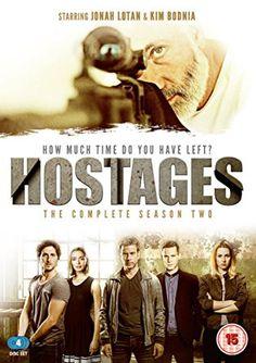 HOSTAGES, Seizoen 2 (Gezien en gevolgd op Netflix)