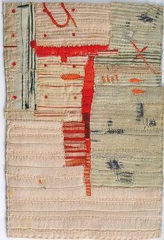 ArtPropelled — lariwashburn: (via Textile and Fiber Arts)