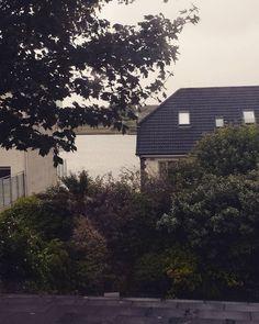 Chuva vento forte e lá no fundo da foto um rio que não para de correr.  A vida é um rio que não para de correr... Essa imagem tem uma beleza uma melancolia um simbolismo  uma saudade uma reflexão... Galway City Irlanda.  #collegeroad #Irlanda #Ireland #ViajandonoBlogemGalway #ViajandonoBlognaIrlanda #VisitGalway #GalwayIgers #Irelands2017 #Irlandas2017 #visitireland #rainyday #windyday #mobilepictures #IrelandLovers #irelandgram #lovegalway #DiscoverGalway  #LoveIreland #Irelandcalling…