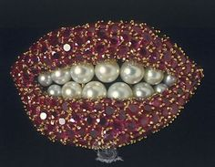 Lèvres de rubis - Salvador Dali  (Musée Figueras) 1949