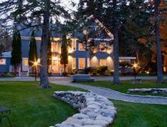 The Crocker House - Hancock Maine - Rustic Wedding Guide
