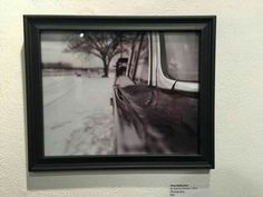 Art featured in the show From the Spectrum at UMSL'S Gallery Visio untill November 18th
