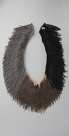 Statement Necklaces - Fall 2011