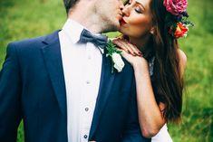 Misty Bohemian Wedding at Corrie Lynn Farm by Duane Smith {Michane