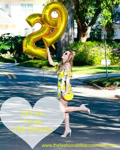 The Fashionable Accountant | 29 FACTS ABOUT ME FOR MY 29TH BIRTHDAY | http://thefashionableaccountant.com