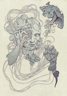 James Jean // Succulent