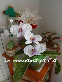 Le creazioni di Eli : Orchidea