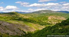 Mariovo (Мариово) the cleanest eco region in Macedonia