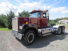 mack trucks | truck restoration - Mack Mack Truck