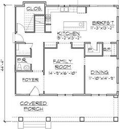 1000 Images About Floorplans On Pinterest House Plans