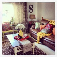 Living Room on a Budget... :: Hometalk